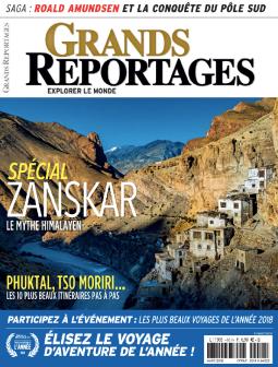 Grands Reportages Mars 2018-Une