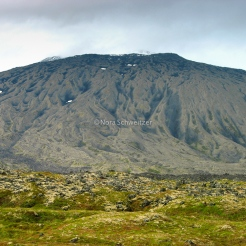 Le volcan Snæfellsjökull