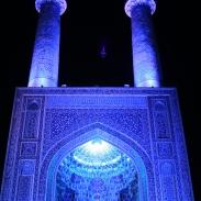 La grande mosquée de Yazd