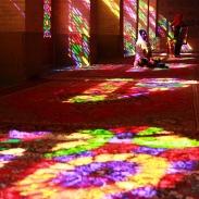 La mosquée Masir-ol-Molk à Shiraz et ses superbes vitraux