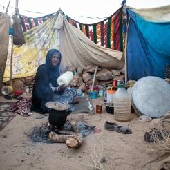 Chez les Touaregs d'Algérie © Nora Schweitzer