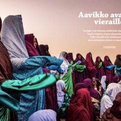 GEO Finlande spécial Sahara