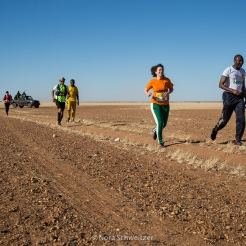 Marathon d'Agadez © Nora Schweitzer